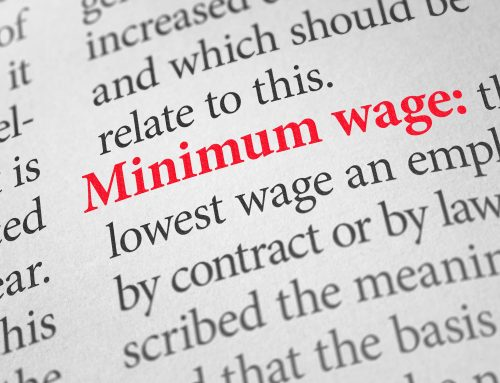 Changes to National Minimum Wage & National Living Wage Rates