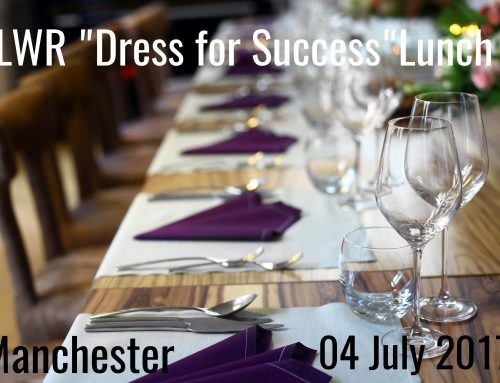 "The LWR ""Dress for Success"" Lunch Event in partnership with Smartworks Charity"