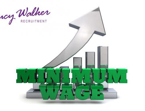 National Minimum Wage to Increase