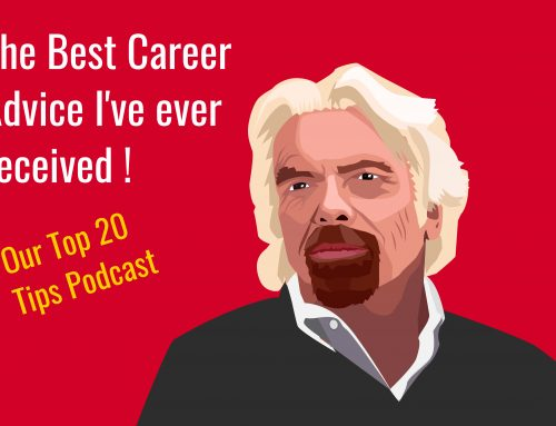 Episode 2 -The Best Career Advice -20 Top Tips