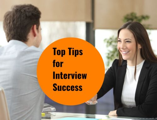 Episode 4- Recruiting & Career Podcast -Top Tips for Interview Success