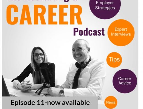 LWR Recruiting & Career Podcast -Episode 11-8 Key Strategies for Job Seekers
